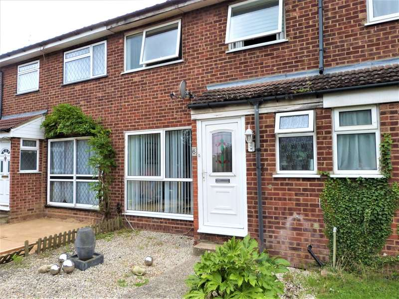3 Bedrooms Terraced House for sale in Valley Close, Waltham Abbey
