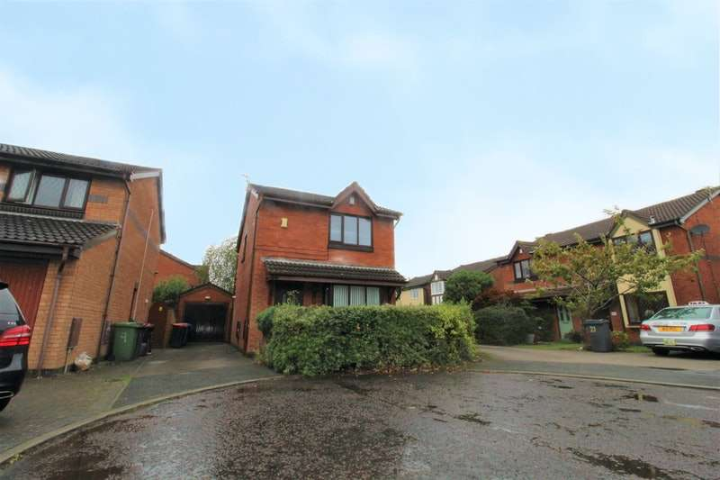 3 Bedrooms Detached House for sale in Bluebell Close, Thornton-Cleveleys, Lancashire, FY5