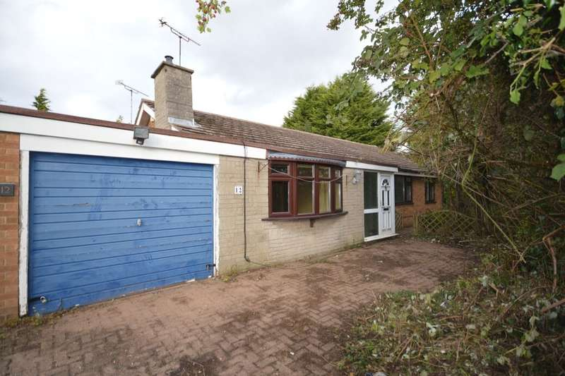 4 Bedrooms Detached Bungalow for sale in Ivanhoe Road, Wigston, LE18