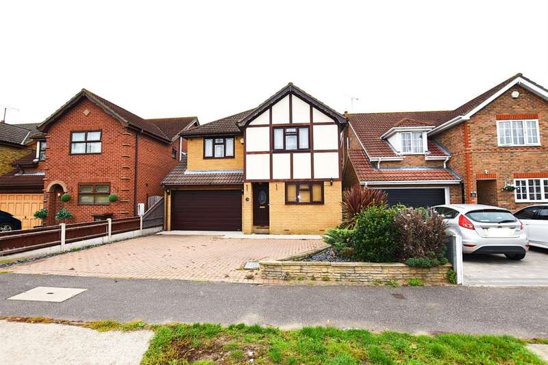 4 Bedrooms House for sale in Papenburg Road, Canvey Island