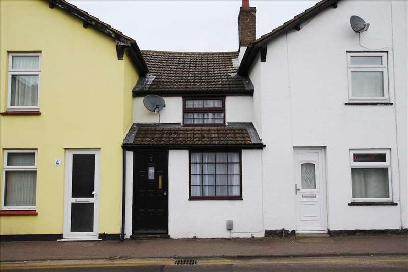 2 Bedrooms Terraced House for sale in Church Street, Biggleswade, SG18