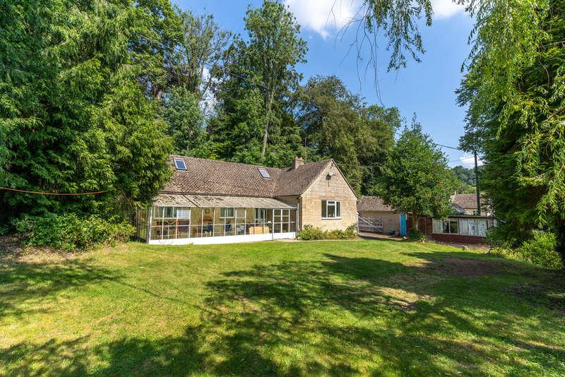 2 Bedrooms Detached Bungalow for sale in Woodstock Lane, Avening