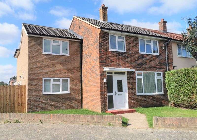 4 Bedrooms Property for sale in Hetherington Close, Slough