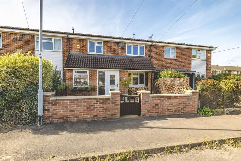 3 Bedrooms Terraced House for sale in Reeve Road, Holyport, Maidenhead