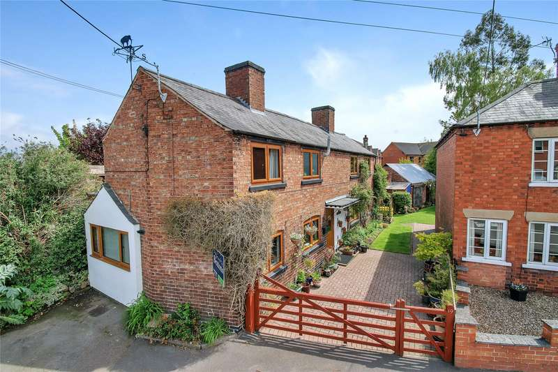3 Bedrooms Detached House for sale in Chapel Lane, Nether Broughton, Melton Mowbray