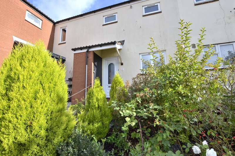 2 Bedrooms Terraced House for sale in Greystoke Gardens, Bristol, BS10