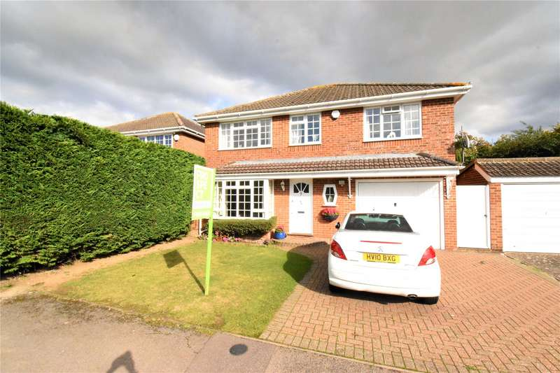 4 Bedrooms Detached House for sale in Cranbrook Drive, Maidenhead, Berkshire, SL6