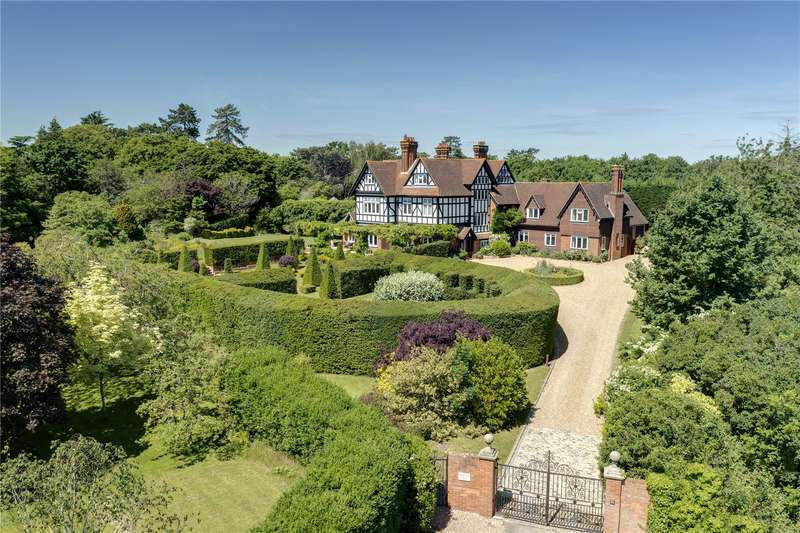 8 Bedrooms Detached House for sale in High Street, Taplow, Buckinghamshire, SL6