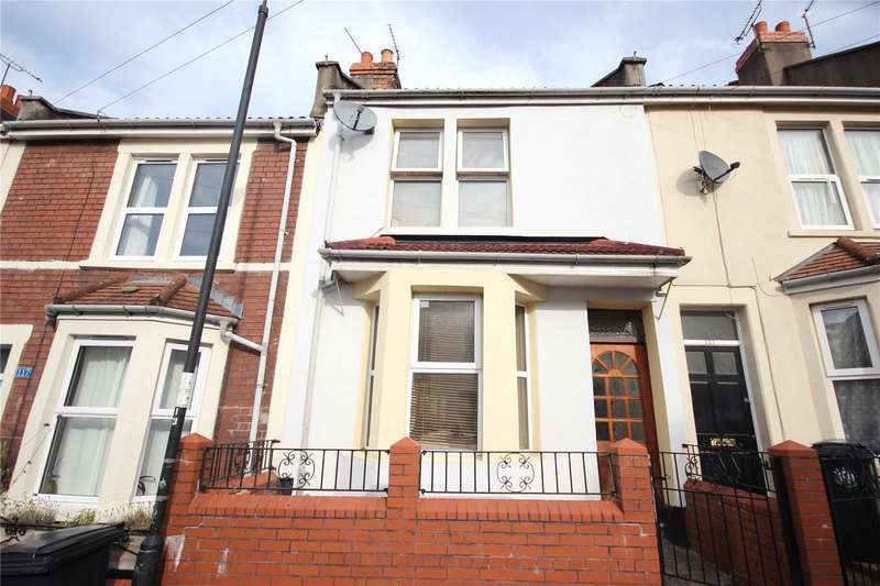 3 Bedrooms Property for sale in Bloy Street, Easton, Bristol BS5