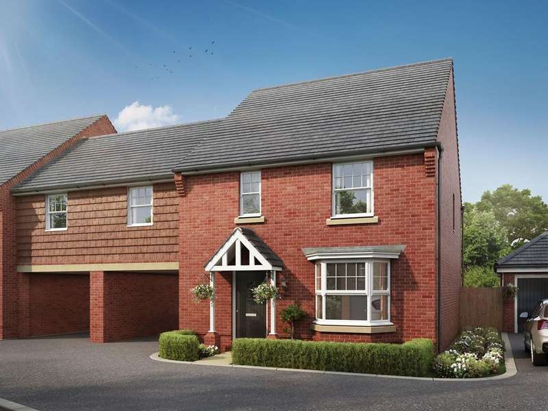 4 Bedrooms House for sale in Wadham, High Elms Park, Lower Road, Hullbridge, SS5 6DF