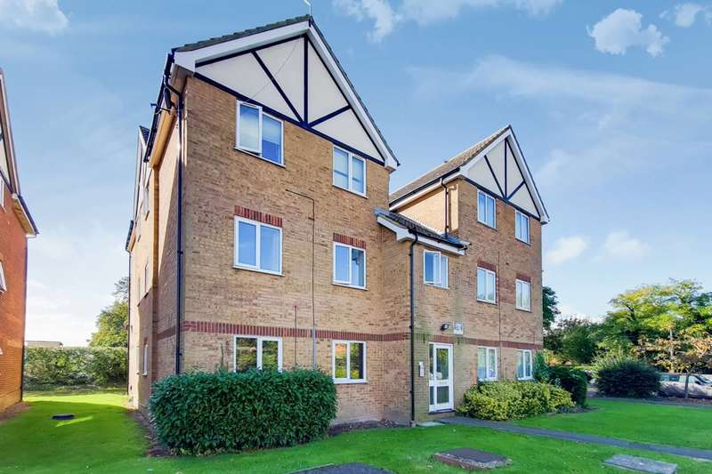 1 Bedroom Flat for sale in Bridgewater Close, Slough, SL3