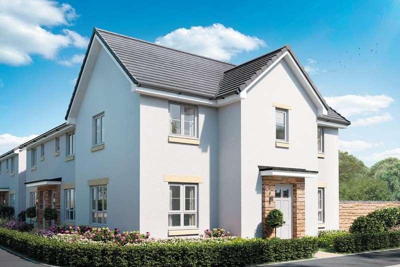 3 Bedrooms House for sale in Abergeldie, Kingslaw Gait, Boreland Avenue, Kirkcaldy, KY1 2DF