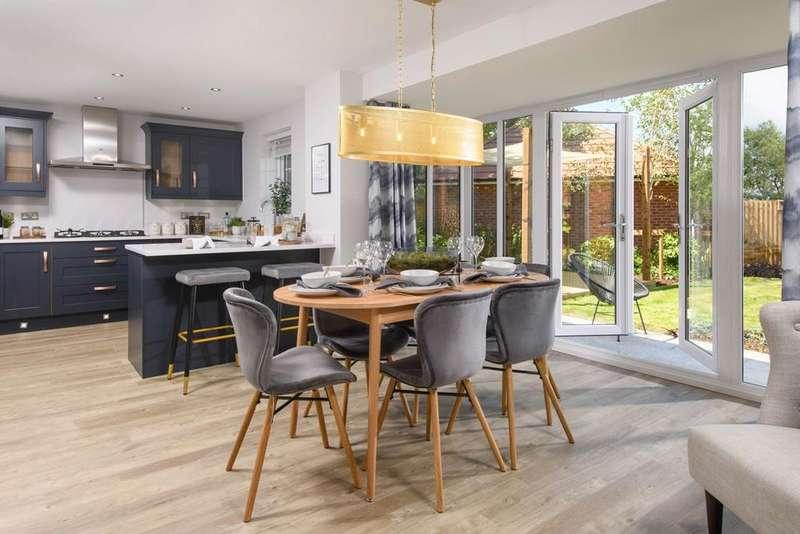 4 Bedrooms House for sale in Bradgate, Merlin Gate, Manor Road, Newent, Gloucester, GL18 1TT