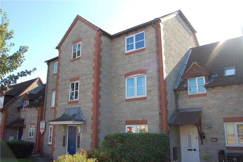 1 Bedroom Flat for sale in Muirfield, Warmley, Bristol, BS30