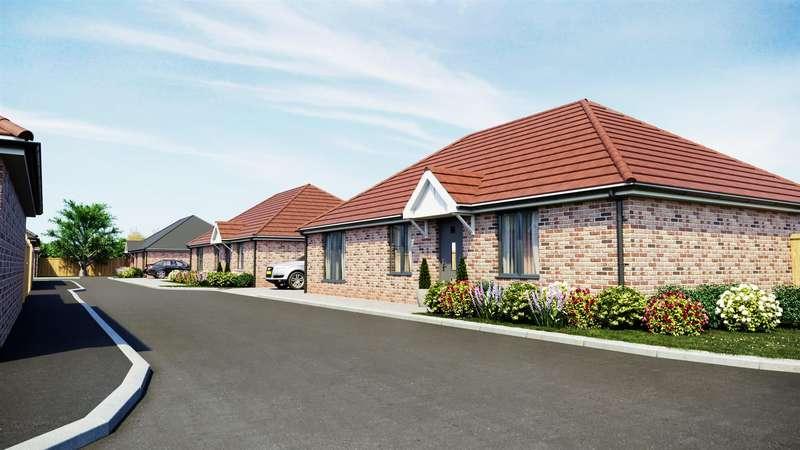 3 Bedrooms Detached Bungalow for sale in Plot 10 Hillside Mews, St Osyth