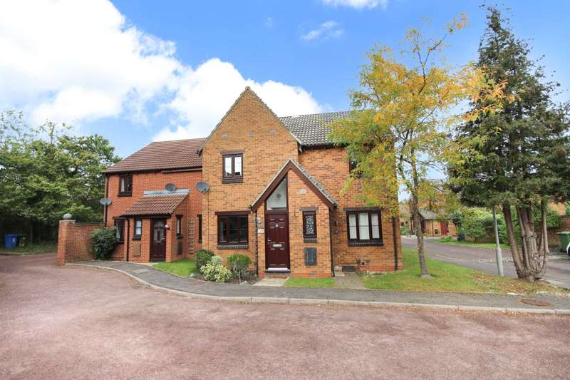 2 Bedrooms Terraced House for sale in Westcotts Green, Warfield