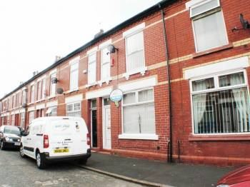 2 Bedrooms Terraced House for sale in Harold Avenue, Manchester