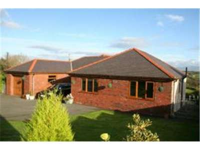 4 Bedrooms Detached Bungalow for sale in Rhosmeirch, Anglesey