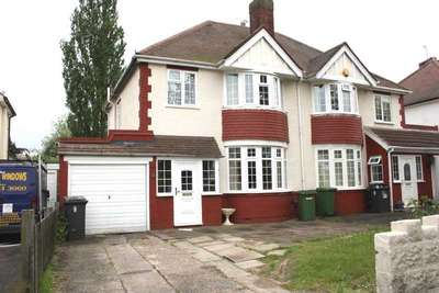 3 Bedrooms Semi Detached House for sale in GOLDTHORN PARK, Dudley Walk