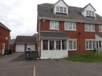 6 Bedrooms Semi Detached House for sale in Narel Sharpe Close, Smethwick, West Midlands