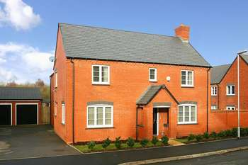 4 Bedrooms Detached House for sale in BREWOOD, Deacons Field