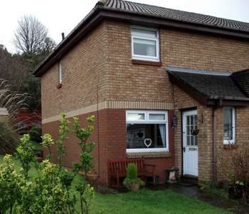 2 Bedrooms End Of Terrace House for sale in Woodcroft Avenue, Largs, KA30