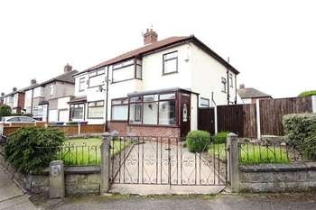 3 Bedrooms Semi Detached House for sale in Mackets Lane, Woolton, Liverpool, L25