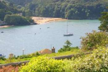 5 Bedrooms Semi Detached House for sale in Salcombe, Devon