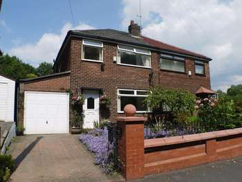 3 Bedrooms Semi Detached House for sale in Berry Brow, Clayton Bridge, Manchester, M40 1GR