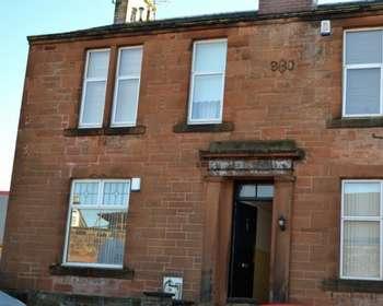 1 Bedroom Flat for sale in Lindsay Street, Kilmarnock, KA1