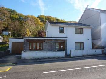 3 Bedrooms Detached House for sale in 1 Cymmer Road, Glyncorrwg, Port Talbot, West Glamorgan