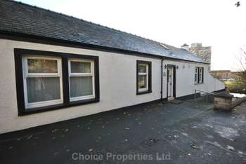 2 Bedrooms End Of Terrace House for sale in Kirkgate, Irvine, KA12 0DG