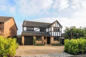 5 Bedrooms Detached House for sale in Ryhill Way, Lower Earley