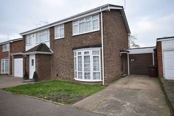 3 Bedrooms Semi Detached House for sale in Tanker Hill, Rainham