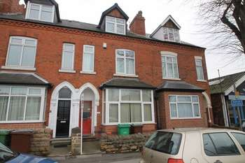4 Bedrooms Terraced House for sale in Hucknall Road NG5 1FG