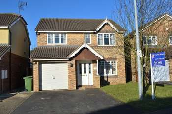 4 Bedrooms Detached House for sale in Orchid Rise, Scunthorpe