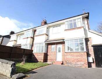 3 Bedrooms Semi Detached House for sale in Kirkway, Bebington, Wirral