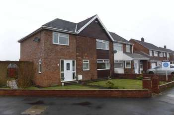 4 Bedrooms Semi Detached House for sale in Warwick Drive, East Herrington, Sunderland, SR3