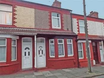 2 Bedrooms Terraced House for sale in Chamberlain Street, Wallasey, Merseyside