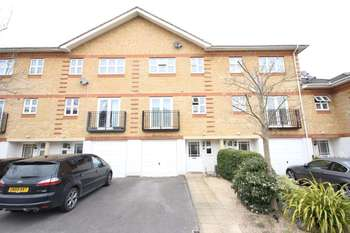 4 Bedrooms Town House for sale in Ogden Park, Bracknell