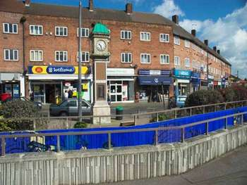 Commercial Property for sale in Flat & commercial food & wine shop, Staines Road West, Sunbury Cross, Sunbury-on-Thames TW16 7AB