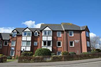 1 Bedroom Retirement Property for sale in Exeter Road, Exmouth