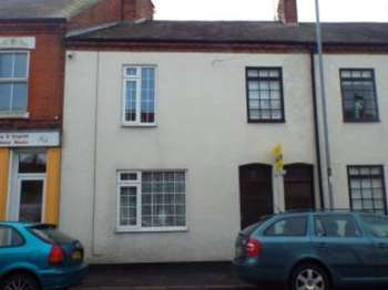 3 Bedrooms Terraced House for sale in High Street, Syston, Leicester, Leicestershire