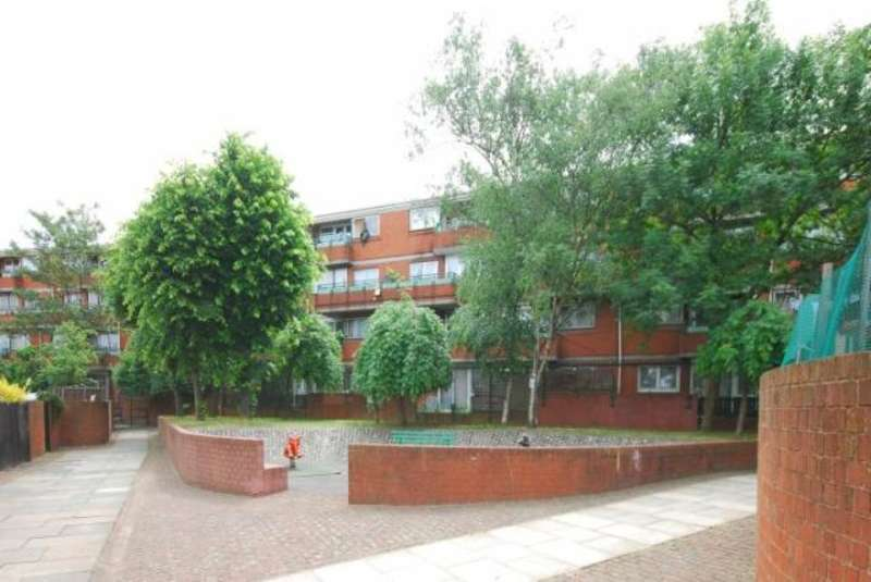 1 Bedroom Flat for sale in Cossall Walk, Peckham, LONDON, SE15 2TN