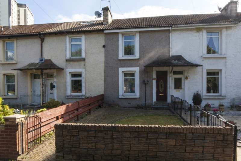 2 Bedrooms Cottage House for sale in Summerfield Cottages, Whiteinch, Glasgow, G14 0RB