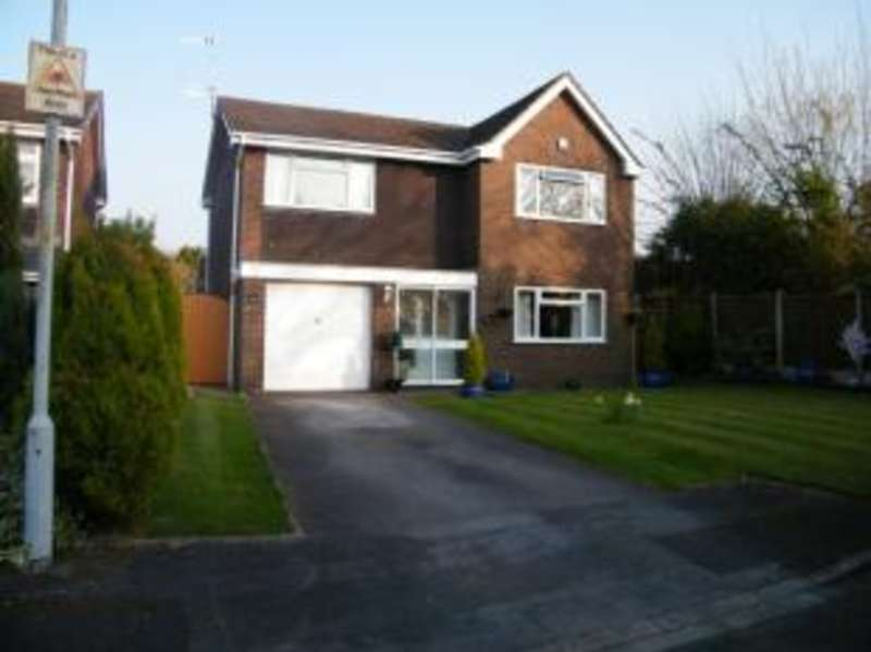 5 Bedrooms Detached House for sale in Long Acre, Weaverham, Northwich, Cheshire