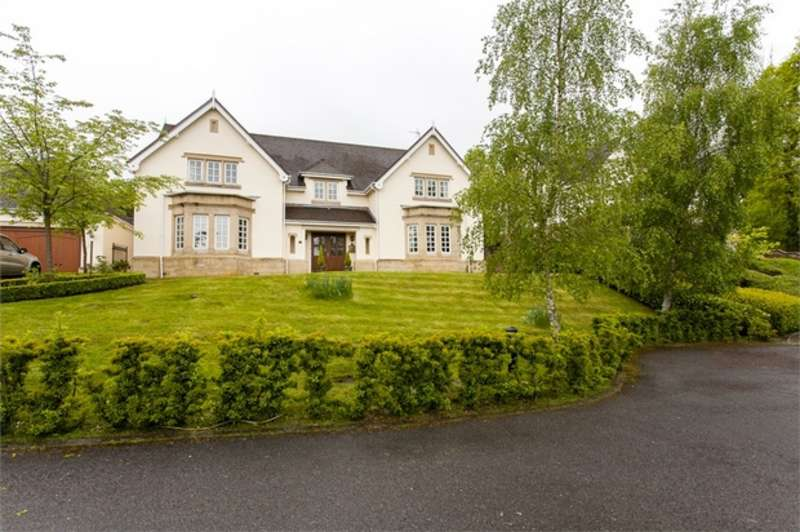 4 Bedrooms Detached House for sale in Cefn Mably Park, Michaelston-Y-Fedw, Cardiff