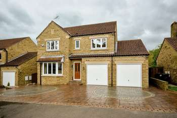 4 Bedrooms Detached House for sale in Loxley Mount, Campsall, Doncaster