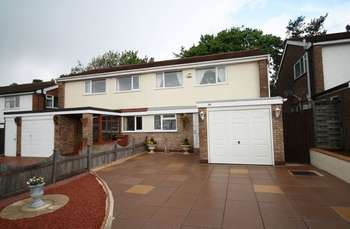 3 Bedrooms Semi Detached House for sale in Fordwater Road, Sutton Coldfield