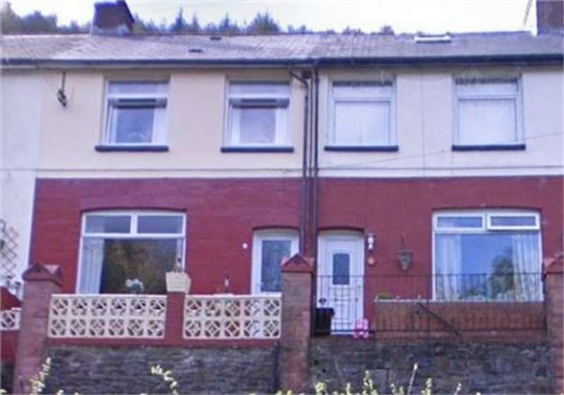 3 Bedrooms Terraced House for sale in Cyril Place, Abertillery, Blaenau Gwent